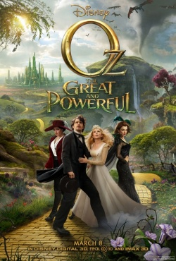 Oz the Great and Powerful - H.264 HD 1080p Theatrical Trailer #2