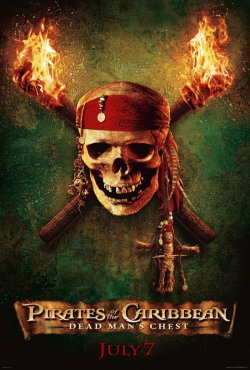 Pirates of the Caribbean: Dead Man's Chest - H.264 HD 1080p Theatrical Trailer