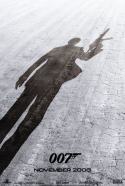 Quantum of Solace - H.264 HD 720p Theatrical Trailer