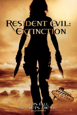 Resident Evil: Extinction - H.264 HD 720p Theatrical Trailer