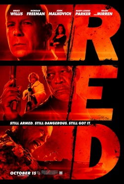 Red - H.264 HD 1080p Theatrical Trailer