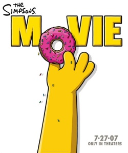 The Simpsons Movie - H.264 HD 720p Theatrical Trailer