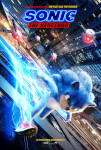Movie Poster for Sonic the Hedgehog - H.264 HD 1080p Theatrical Trailer