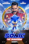 Movie Poster for Sonic the Hedgehog - H.264 HD 1080p Trailer #2