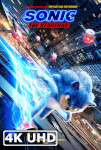 Movie Poster for Sonic the Hedgehog - HEVC H.265 4K Ultra HD Theatrical Trailer