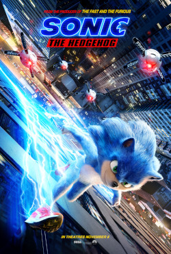 Sonic the Hedgehog - H.264 HD 1080p Theatrical Trailer
