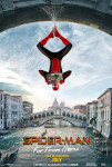 Movie Poster for Spider-Man: Far from Home - H.264 HD 1080p Theatrical Trailer #3