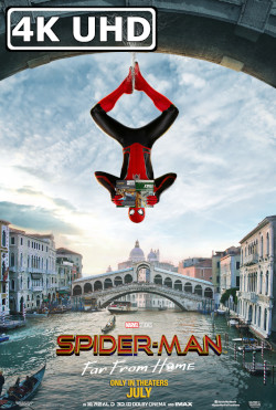Spider-Man: Far from Home - HEVC H.265 4K Ultra HD Theatrical Trailer #3