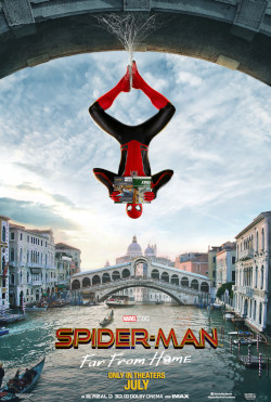 Spider-Man: Far from Home - H.264 HD 1080p Theatrical Trailer #3