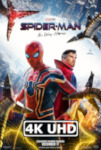 Movie Poster for Spider-Man: No Way Home - HEVC/MKV 4K Ultra HD Trailer