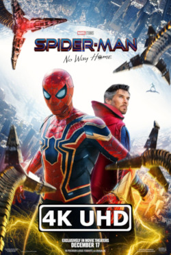 Spider-Man: No Way Home - HEVC/MKV 4K Ultra HD Trailer