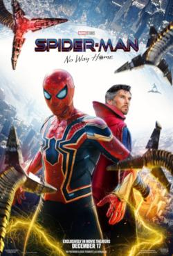Spider-Man: No Way Home - H.264 HD 1080p Trailer