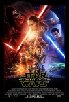 Movie Poster for Star Wars Episode VII: The Force Awakens - HEVC H.265 1080p Theatrical Trailer