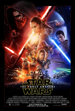 Star Wars Episode VII: The Force Awakens - HEVC H.265 1080p Theatrical Trailer