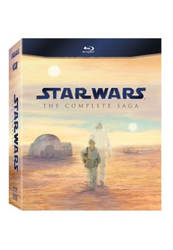 Star Wars on Blu-ray - H.264 HD 1080p Trailer