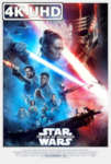 Movie Poster for Star Wars: The Rise of Skywalker - HEVC/MKV 4K Ultra HD Final Trailer