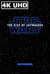 Movie Poster for Star Wars: The Rise of Skywalker - HEVC H.265 4K UHD 2160p Theatrical Trailer