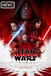 Movie Poster for Star Wars: The Last Jedi - HEVC H.265 HD 1080p Theatrical Trailer