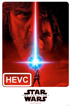 Star Wars: The Last Jedi - HEVC H.265 HD 1080p Teaser