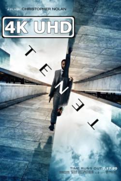TENET - HEVC/MKV 4K Ultra HD Trailer #1