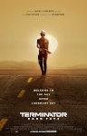 Movie Poster for Terminator: Dark Fate - H.264 HD 1080p Teaser Trailer