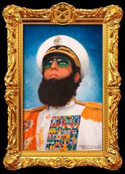 The Dictator - H.264 HD 1080p Theatrical Trailer