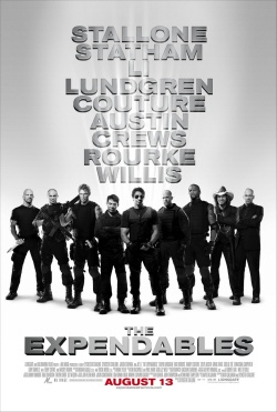 The Expendables - H.264 HD 1080p Theatrical Trailer