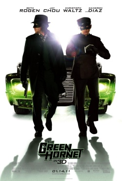 The Green Hornet - H.264 HD 1080p Theatrical Trailer