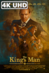 Movie Poster for The King's Man - HEVC/MKV 4K Ultra HD Trailer #3