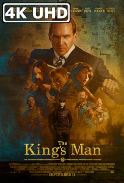 The King's Man - HEVC/MKV 4K Ultra HD Trailer #3