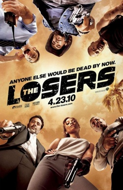 The Losers - H.264 HD 1080p Theatrical Trailer