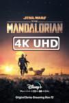 Movie Poster for The Mandalorian - HEVC H.265 4K Ultra HD Teaser Trailer