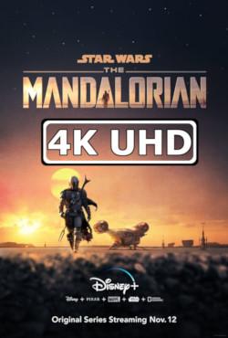 The Mandalorian - HEVC H.265 4K Ultra HD Teaser Trailer