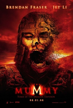 The Mummy: Tomb of the Dragon Emperor - H.264 HD 720p Teaser Trailer