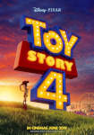 Movie Poster for Toy Story 4 - H.264 HD 1080p Theatrical Trailer #4