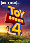 Movie Poster for Toy Story 4 - HEVC H.265 4K Ultra HD Theatrical Trailer #4