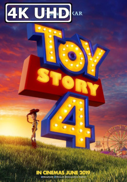 Toy Story 4 - HEVC H.265 4K Ultra HD Theatrical Trailer #4