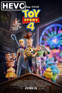 Toy Story 4 - HEVC H.265 HD 1080p Theatrical Trailer