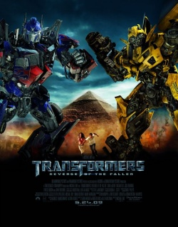 Transformers: Revenge of the Fallen - H.264 HD 1080p Teaser Trailer