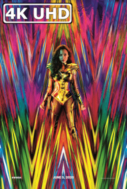 Wonder Woman 1984 - HEVC/MKV 4K Ultra HD Trailer #1