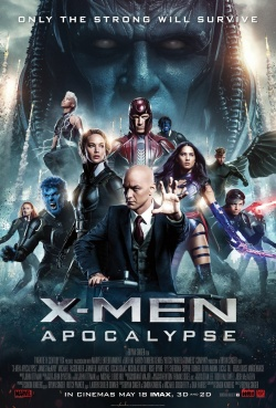 X-Men: Apocalypse - H.264 HD 1080p Theatrical Trailer #3