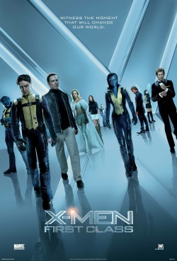 X-Men: First Class - H.264 HD 1080p Theatrical Trailer