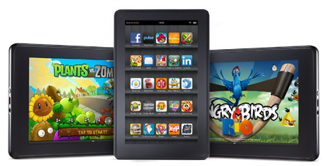Kindle Fire Android App Support