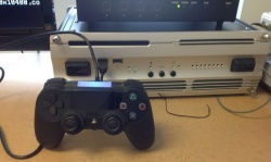 Leaked Image of PS4 Controller