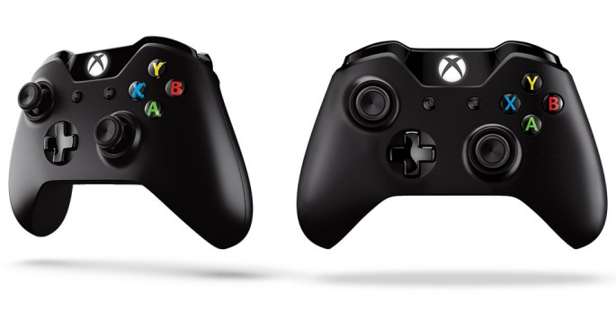 Photo of the Xbox One Controller