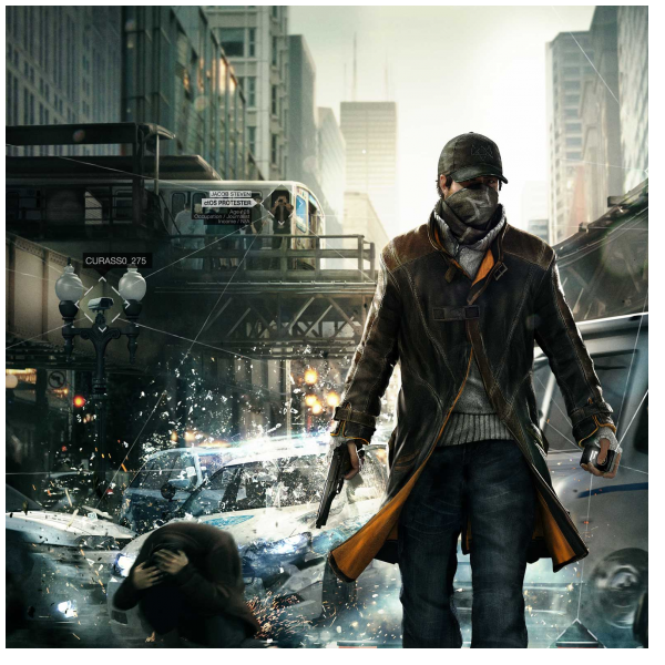 Watch Dogs  Drm