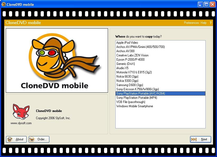����� CloneDVDmobile �� DVD �� ��� ������ ������ ����� ������ .. ���