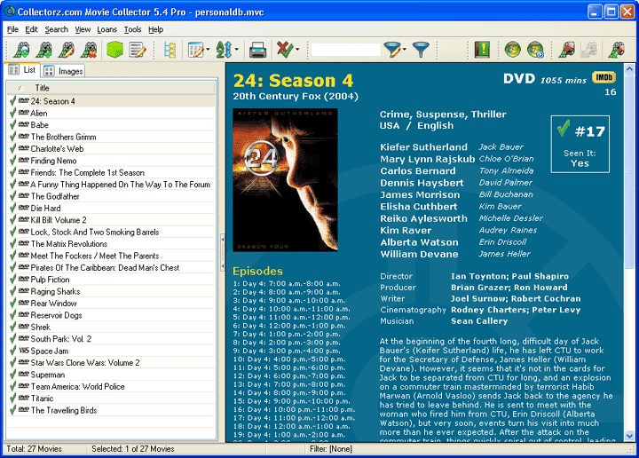 Movie collector pro 7.1.4 news