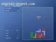 My Tetris (MCE Skin)