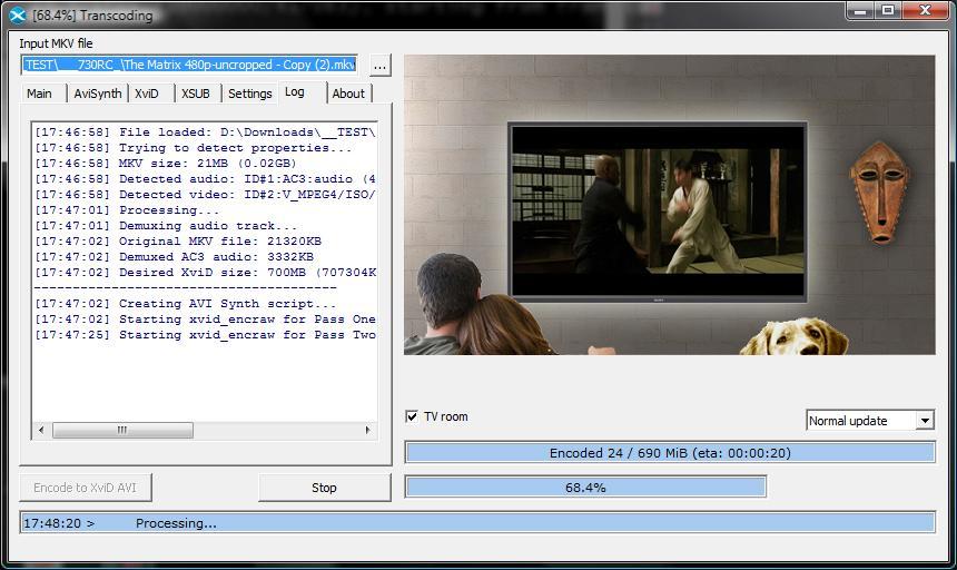 AVI to MKV: How to Convert AVI to MKV on Mac (High